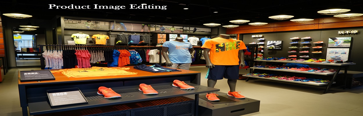 Product Image Editing Services